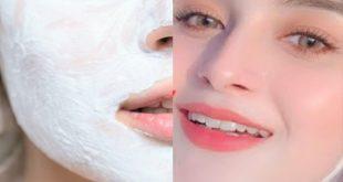 تبييض الوجه وتفتيح البشرة