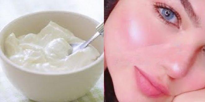 شد الوجه وتبييضه بطريقة طبيعية.أفضل الخلطات لشد الوجه وتفتيح البشرة